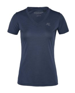 Kingsland Desma Ladies V-Neck Shirt