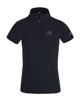 Kingsland Laggie Girls Cotton Pique Shirt