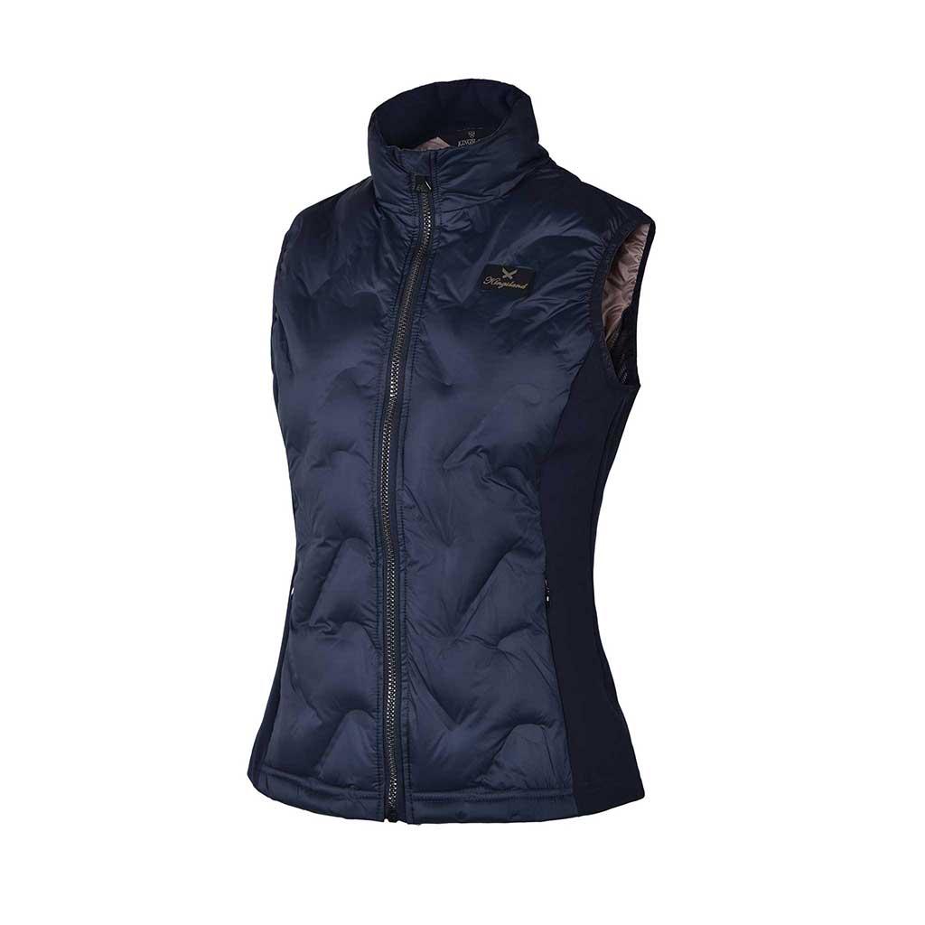 Väst Kingsland Faith Ladies Insulated Body Warmer | Nay