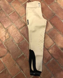 Cavalleria Toscana American Full Grip Piping Logo Breeches