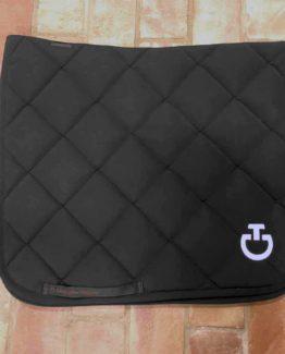 Schabrak Cavalleria Toscana Jersey Quilted Rhombi Dressage Saddle Pad
