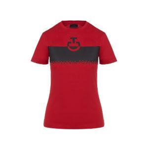 CT Adhesive Logo Cotton T-shirt