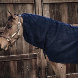 Hals Kentucky Horsewear Heavy Fleece Horse Scarf | Navy