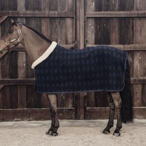 Fleecetäcke Kentucky Horsewear Heavy Fleece Rug Show