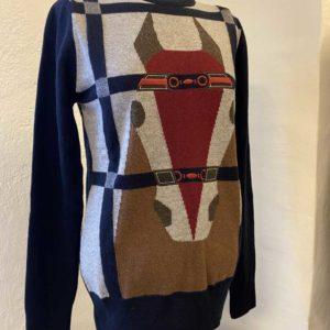 Finstickad tröja Vestrum Groninga Knitwear