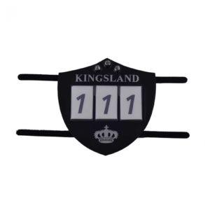 Nummerlapp Kingsland Lilar
