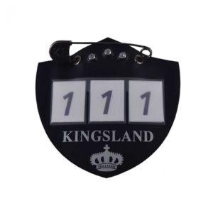 Nummerlapp Kingsland Liban