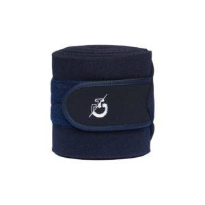 Jersey And Fleece Bandages benlindor i fleece från Cavalleria Toscana