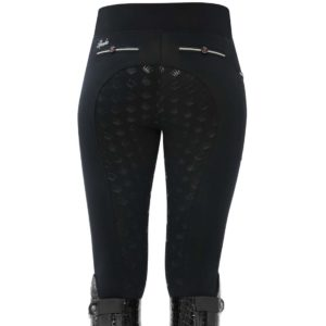 Sanne Full Grip Leggings - helskodda ridtights från Spooks