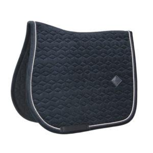 Schabrak Kentucky Horsewear Saddle Pad Basic Velvet Jumping