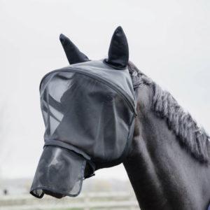 Flughuva Kentucky Horsewear Fly Mask Pro