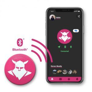 GPS-knapp Uvex Tocsen Button